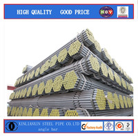High Quality API Carbon ERW Steel Pipes
