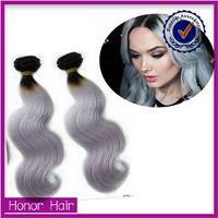 Aliexpress virgin indian gray human hair wholesale 100% unprocessed virgin raw indian hair