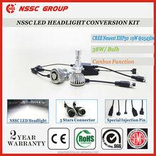 super bright renault duster headlight, cree led car headlight kit 9005,9006,H1,H3,H7,H8,H9,H10,H11,9012,5202,H/L H4,9004,H13