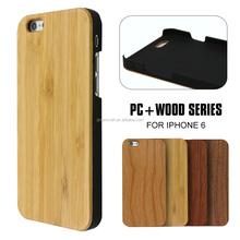Bamboo PC Cell Phone Case For Iphone 6 Plus