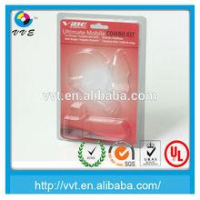 cardboard blister packing in custom design
