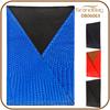 Luxury Fashion Blue Color Genuine Lizard Leather Passport Holders Case Purse