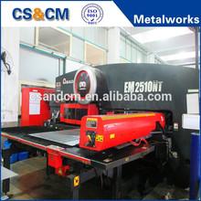 sheet metal fabrication / sheet metal bending and welding work / services