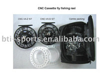 Numerical control aluminum case of fly fishing gear (a)
