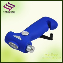 Multi-Functional 3LED Rechargeable torch/Emergency led flashlight/Dynamo flashlight