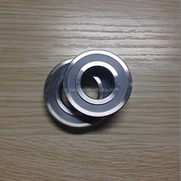 Stainless steel grade ball bearing(SS316 ring+PE cage +SS316 ball)