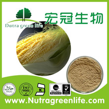 100% Natural Corn silk extract 5:1, 10:1, 20:1, Dried silk extract powder