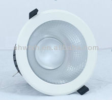 Manufacturer Good Price IP55 SMD 80lm/w Ra>80 12W LED Downlight 5inch LED COB downlight