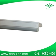High purity metal, conductive performance is good integration 8w T5 led tube light fixture
