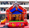 China PVC Plato Kids Inflatable Star Bounce Castle for Sale (CHB268)