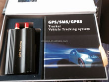 Car GPS Tracker TK103 Adroid Iphone APP Phone Tracking GPS Web&Free PC GPS Monitor System Vehicle
