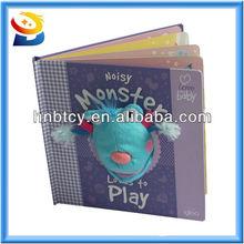 Picture story livre de singe. monstre. pour les enfants