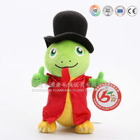 Top selling plush stuffed toys mascot for adults