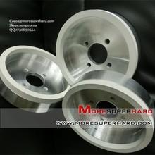 diamond vitrified bond grinding wheels for macnining PCBN