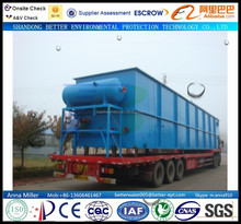 High COD Wastewater Treatment Machine, dissolved air flotation equipment, 80-90% COD remove rate