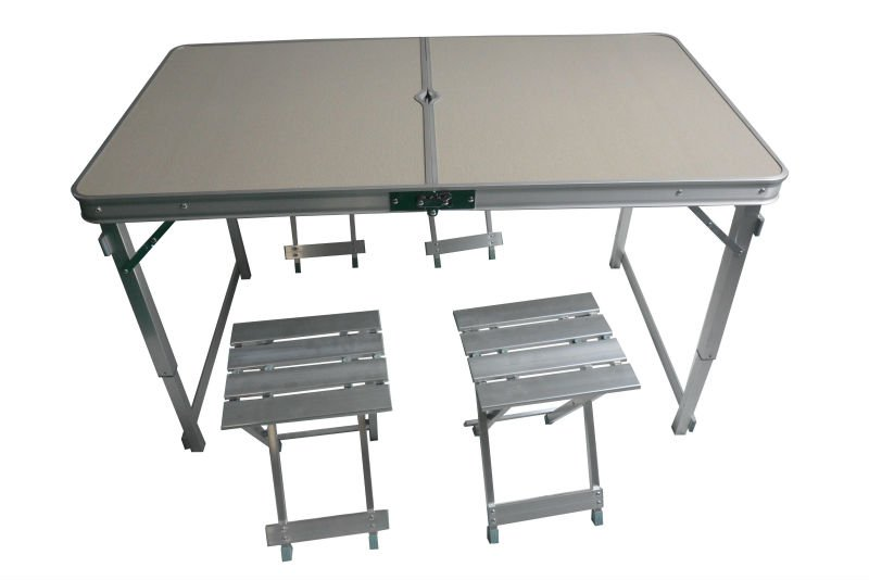 Aluminum Folding Camping Table And Chairs Buy Aluminum Folding Table Alumin