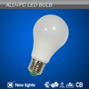 wholesale alibaba A60 9W E27 bright led light bulb
