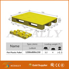 2-way tipo de entrada e reutilizáveis palete de plástico( de fábrica)