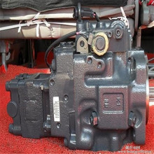 genuine pc50mr-2 excavator main new mini hydraulic pump ,mini pump hydraulic
