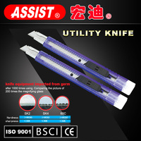 ASSIST stainless steel fancy pocket utility knife with trade assurance