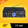 Karaoke amplifier factory directly supply AV-340 car radio with mp3