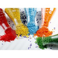 Hongjin Supply Black Plastic Masterbatch for Coating