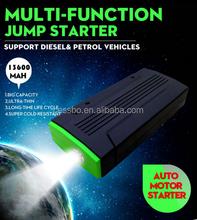 Multifunction 13600mAh Jump Starter Portable Car Battery Charger
