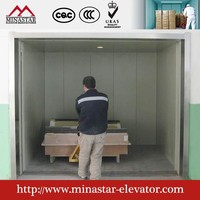 Used cargo elevator lift|Stainless steel cargo lift|low price cargo lift