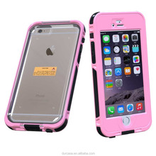for iphone 6 plus waterproof case, waterproof cheap mobile phone case,water proof mobile phone case for iphone6 5.5inch