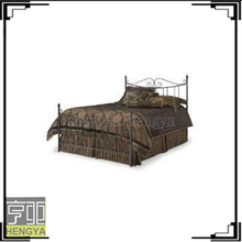 European Type home metal Bed use for bedroom