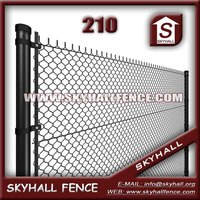 High Quality Competitive Price 9 Gauge Chain Link Fence