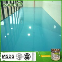 High quality epoxy floor coating