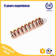 Weihui OEM high elasticity tension spring