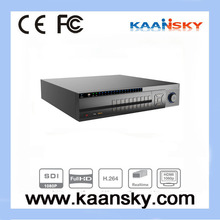 1080P H.264 Full Real-time CCTV DVR Recording 16CH HD SDI DVR