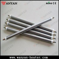 Stainless Steel Straight Tubular Heating Elements