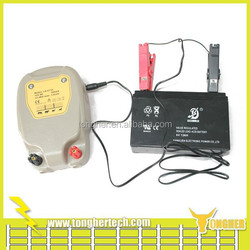 Quality assured 12V chicken containment electric fencer,pet electric fence energiser