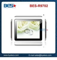 "wholesales beautiful 2.0MP camera 2GB/16GB 9.7"" android 2.2 tablet pc"