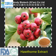 100% Natural Hawthorn Berry Extract