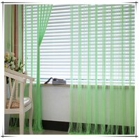 2015 fringe door string curtain