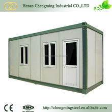 Ready Made Prebuilt Smart Low Cost 40' Container House Design