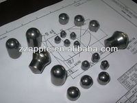 different kinds of carbide rock drilling bits for coal mining tool