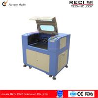 Mini CO2 Laser Rubber Stamp Engraving Engraving Machine