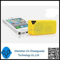My Vision Bluetooth Speaker / Manual For Mini Digital Music Cube Portable Speaker