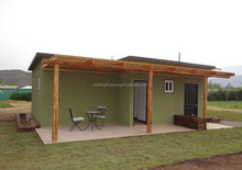 Low Cost 2015 Modular Prefabricated Villa Container House