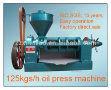 Manufacturer JB Standard sunflower olive coconut small cold oil press machine