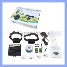 Underground Electric Fences Shock Collars Smart Dog In-ground Pet Fencing System