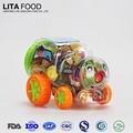 15g çeşitli mini meyve jöle bardak jöle şekerleme oyuncak