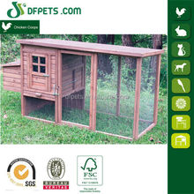DFPets DFC009T Wooden Small Pet Cage,Chicken Wooden Pet Cage