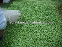 Chinese IQF & frozen green pea