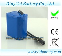 small battery pack 12v 3ah battery for mobile power, microphone, laptop computers, digital cameras, radios,